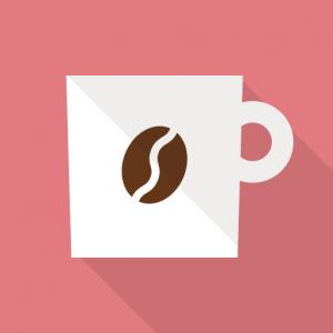 コーヒーカップアイコン
